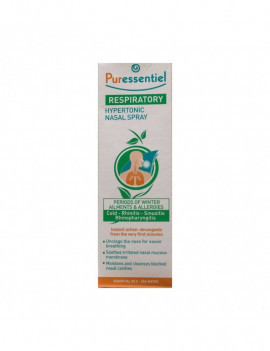 Pure Essentials Resporatory Nasal Spray