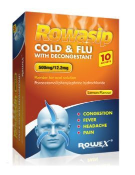 Rowasip Cold & Flu