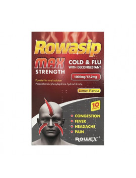 Rowasip Max Strength