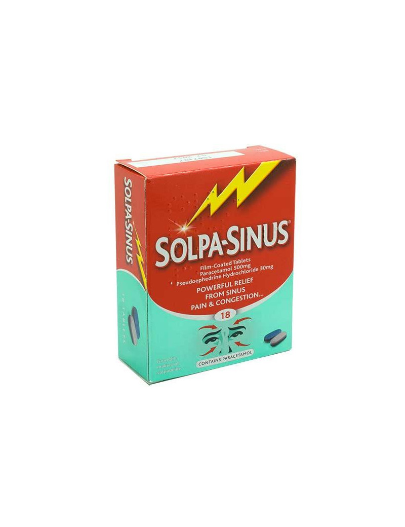 Solpa-Sinus Tablets