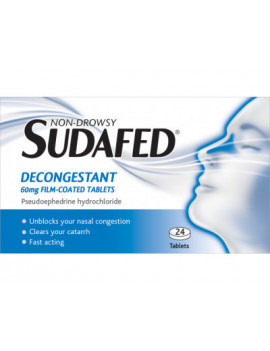 Sudafed Tablets