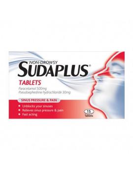 Sudaplus Tablets