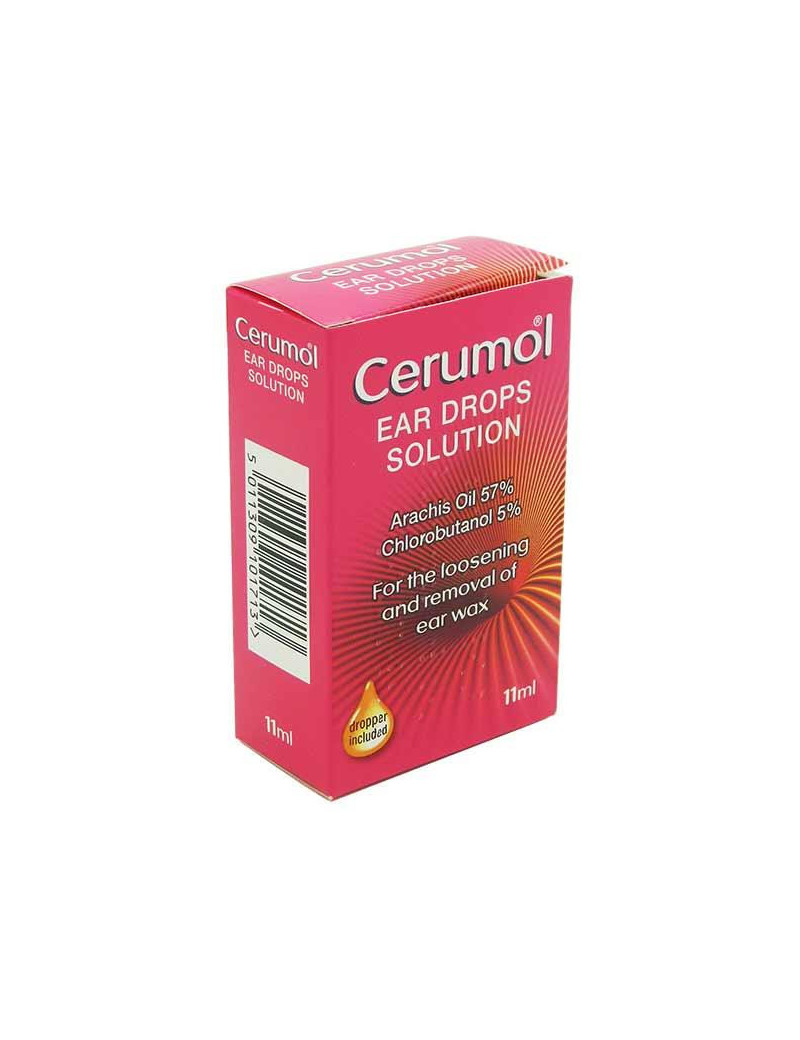 Cerumol Ear Drops