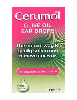 Cerumol Olive Oil Ear Drops