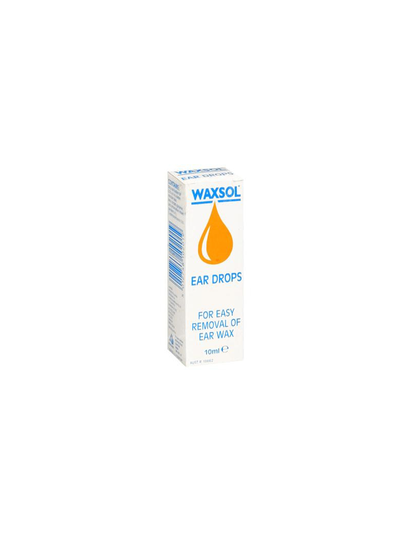 Waxol Ear Drops