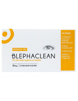 Blephaclean Preservative Free
