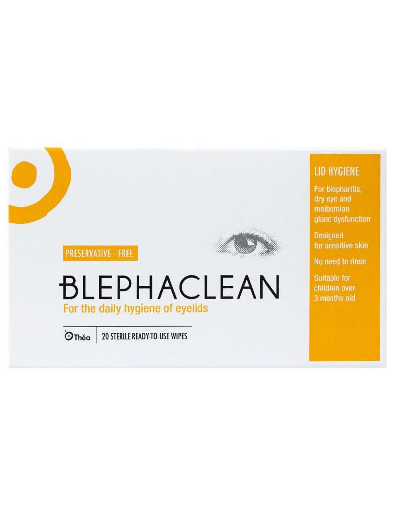 Blephaclean Preservative Free