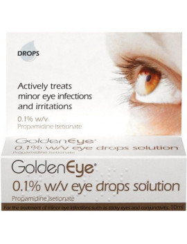 Golden Eye Drops