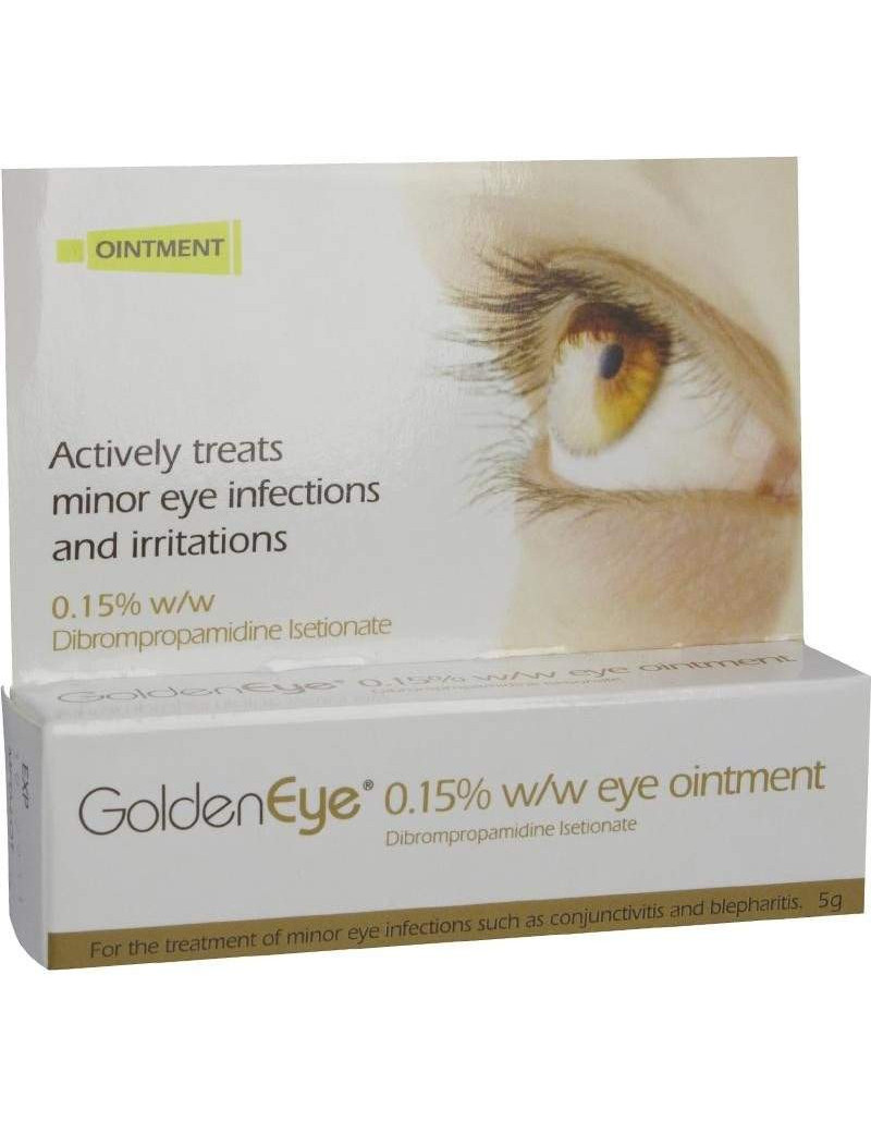 Golden Eye Ointment