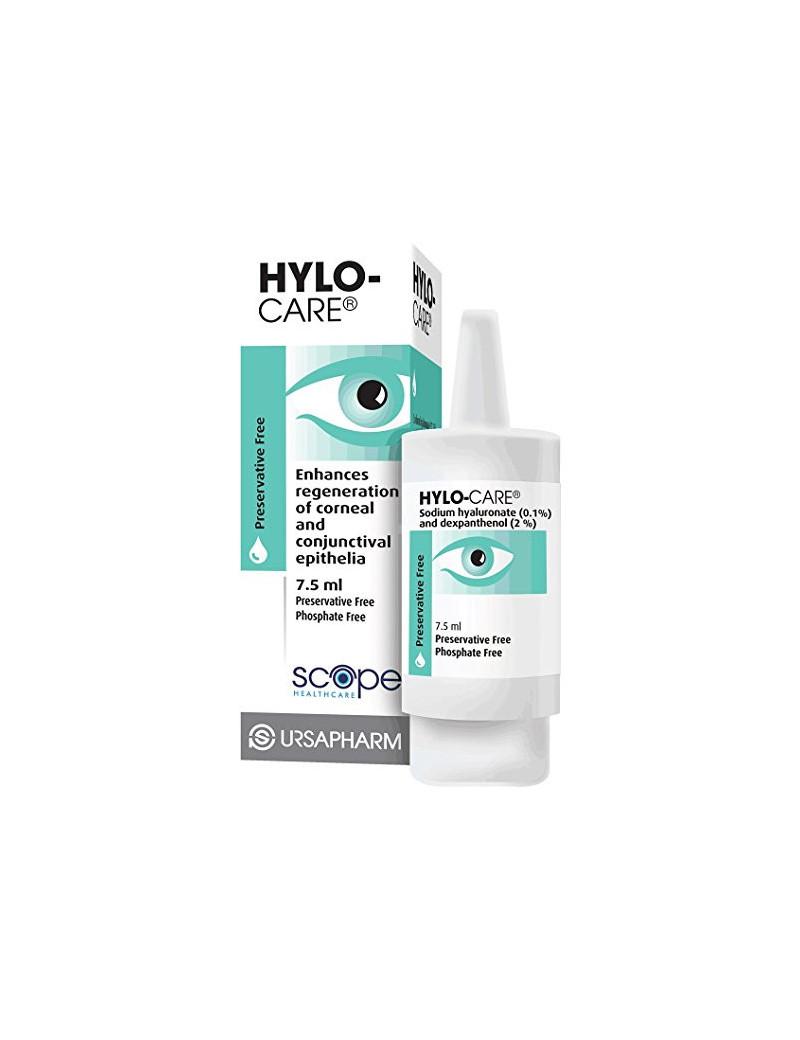 Hylo Care Eye Drops 7.5ml