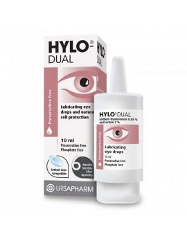 Hylo Dual Eye Drops 0.05%