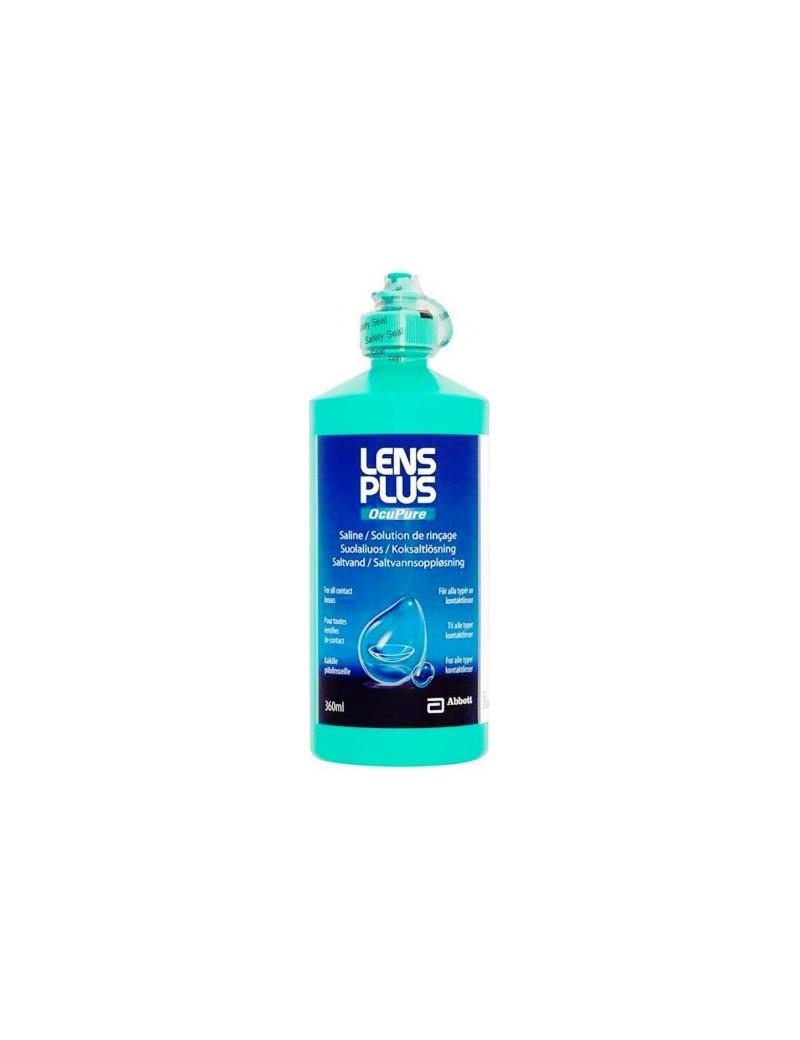 Lens Plus Saline for contact lens