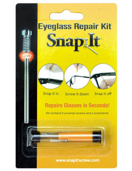 Snap it Eyeglasses Repair Kit