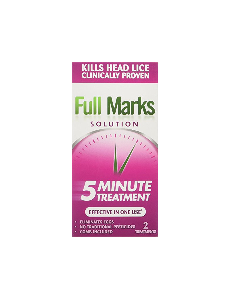 Full Marks Solution Treatment