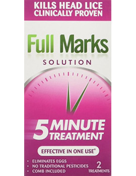 Full Marks Solution Treatment