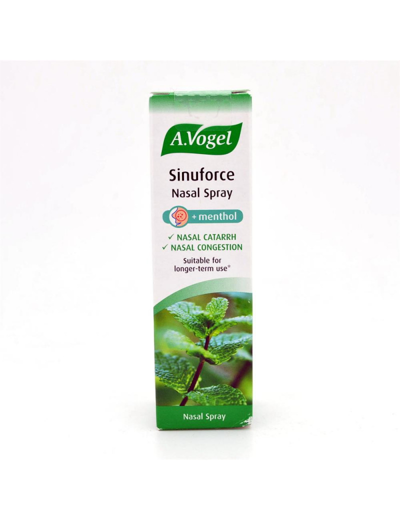 A.Vogel Sinuforce Nasal Spray + Menthol