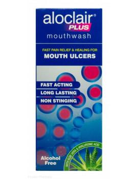 Aloclair Plus mouthwash