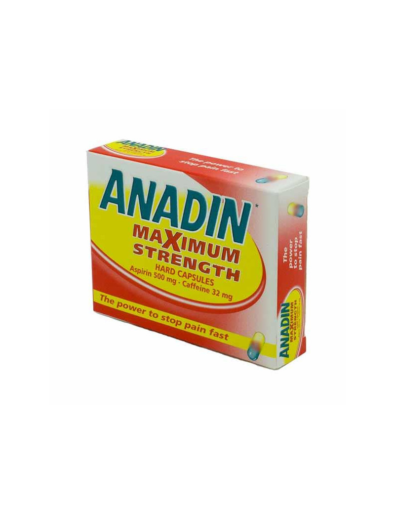 Anadin Maximum Strength