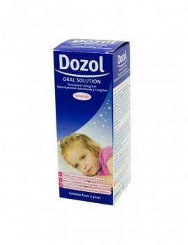 Dozol Teething Syrup