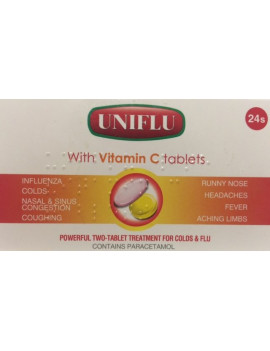 Uniflu Tablets