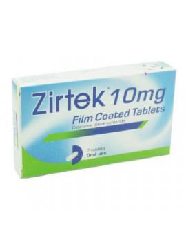Zirtek Tablets