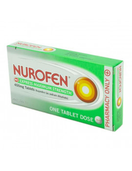 Nurofen Express Maximum Strength 400mg