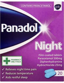 Panadol Night