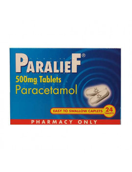 Paralief 500mgs Tablets