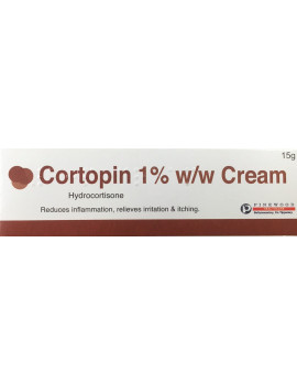 Cortopin Hydrocortisone Cream