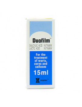 Duofilm for the Treatment of Warts