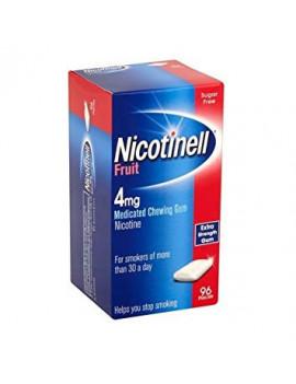 Nicotinell 4mg Fruit Gum