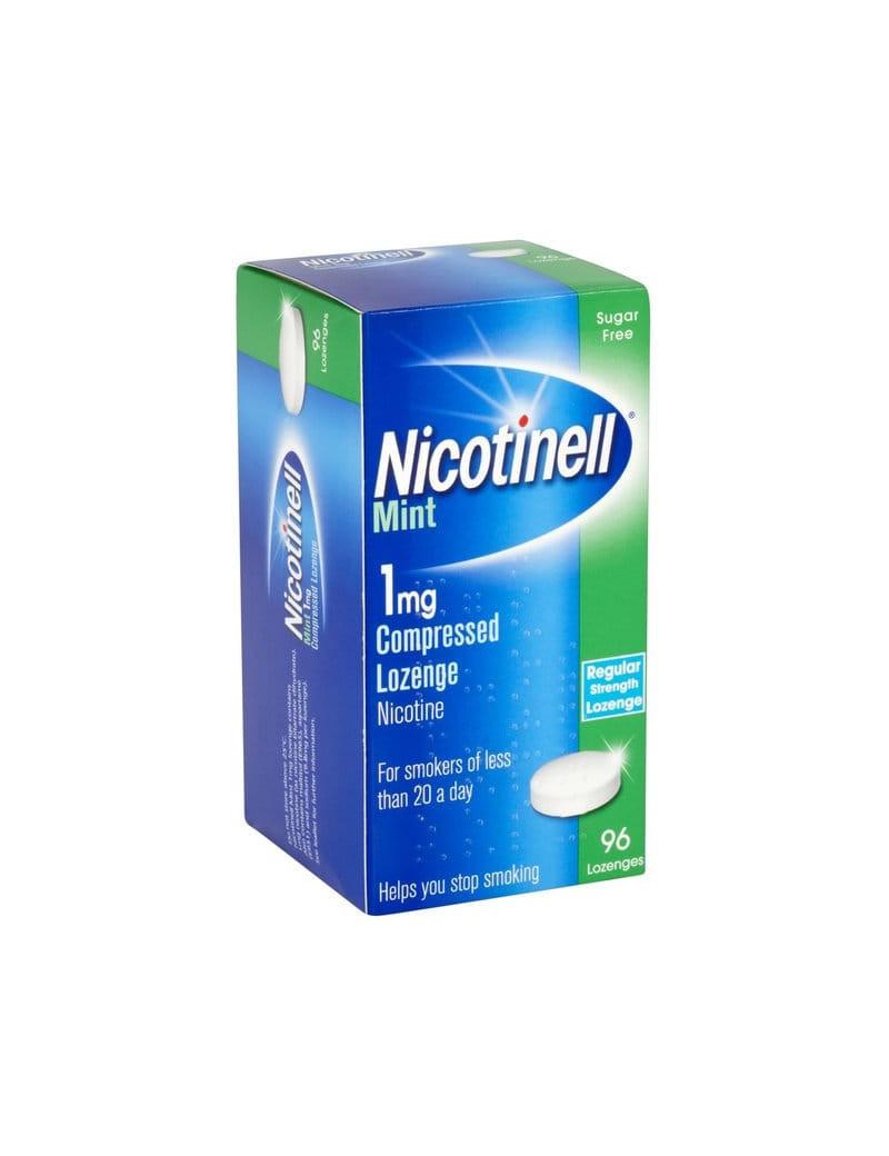 Nicotinell 1mg Mint Lozenge