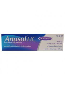 Anusol HC Ointment