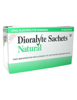 Dioralyte Natural