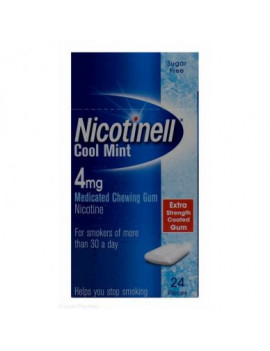 Nicotinell 4mg Cool Mint Gum