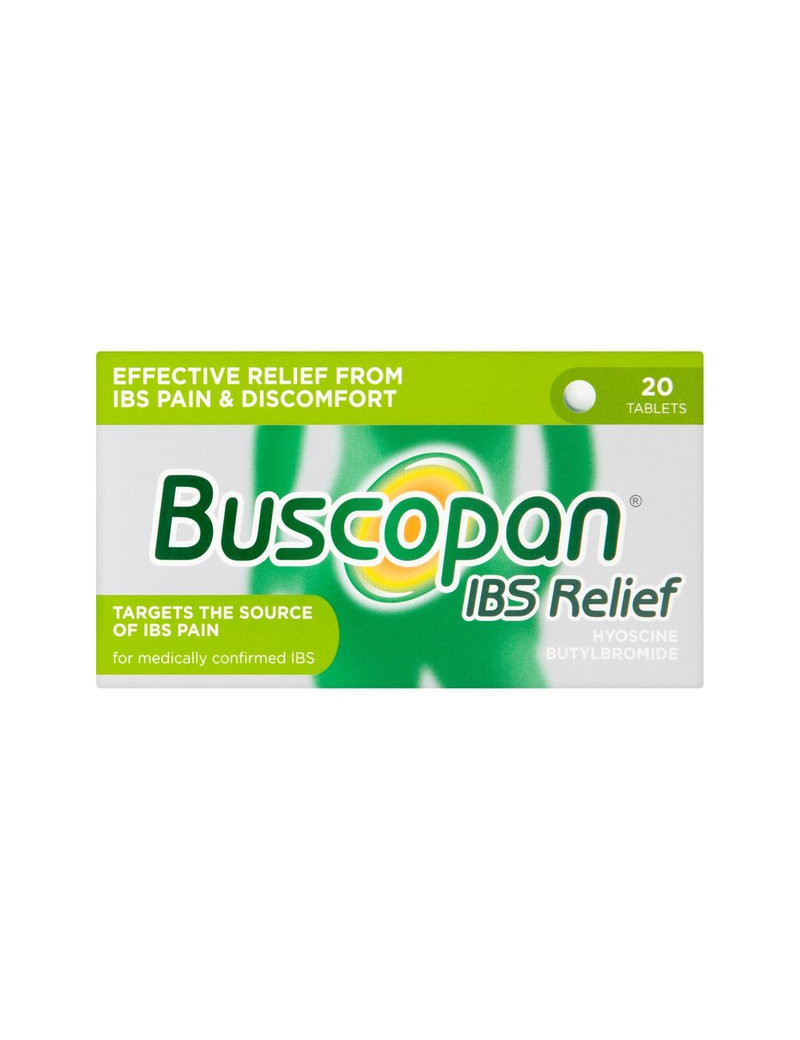 Buscopan Tablets 10mgs