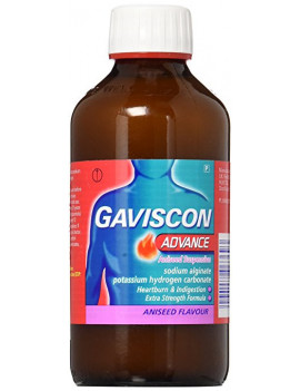 Gaviscon Advance
