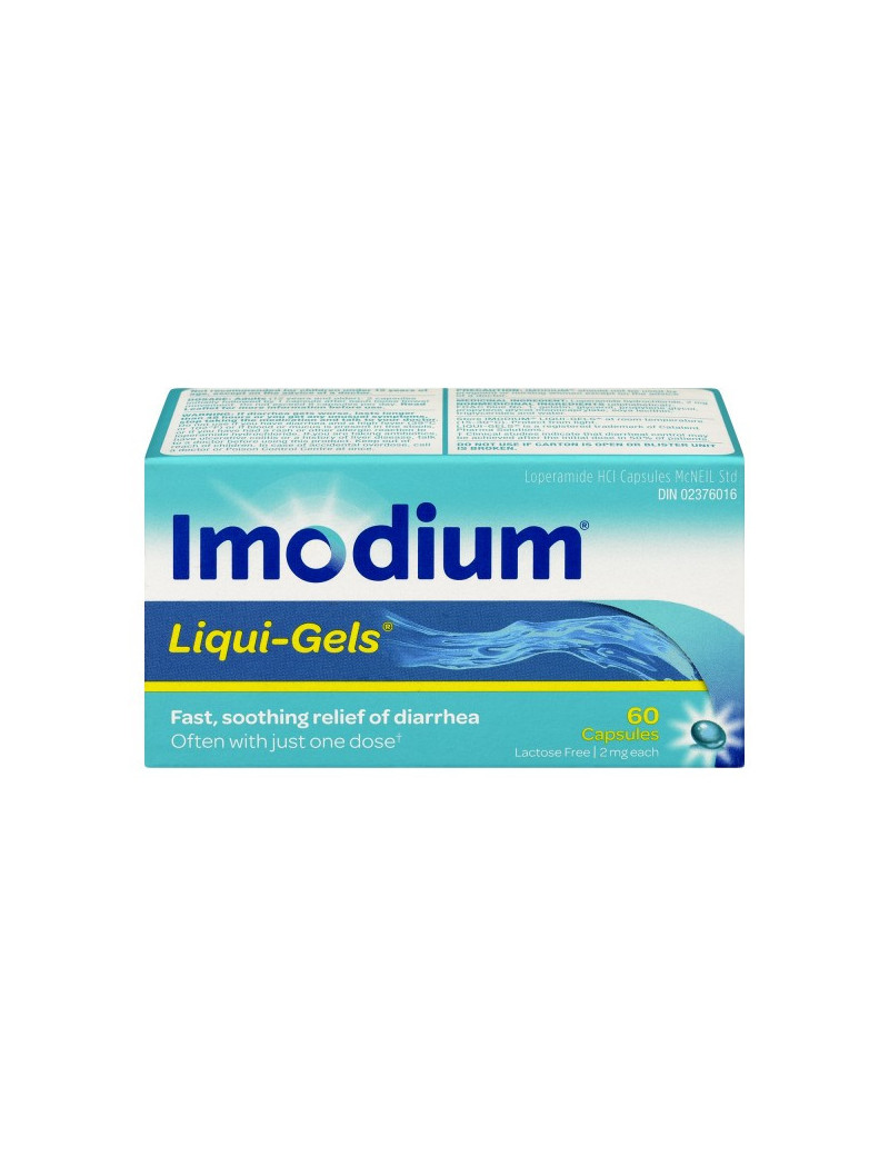 Imodium Liquigels