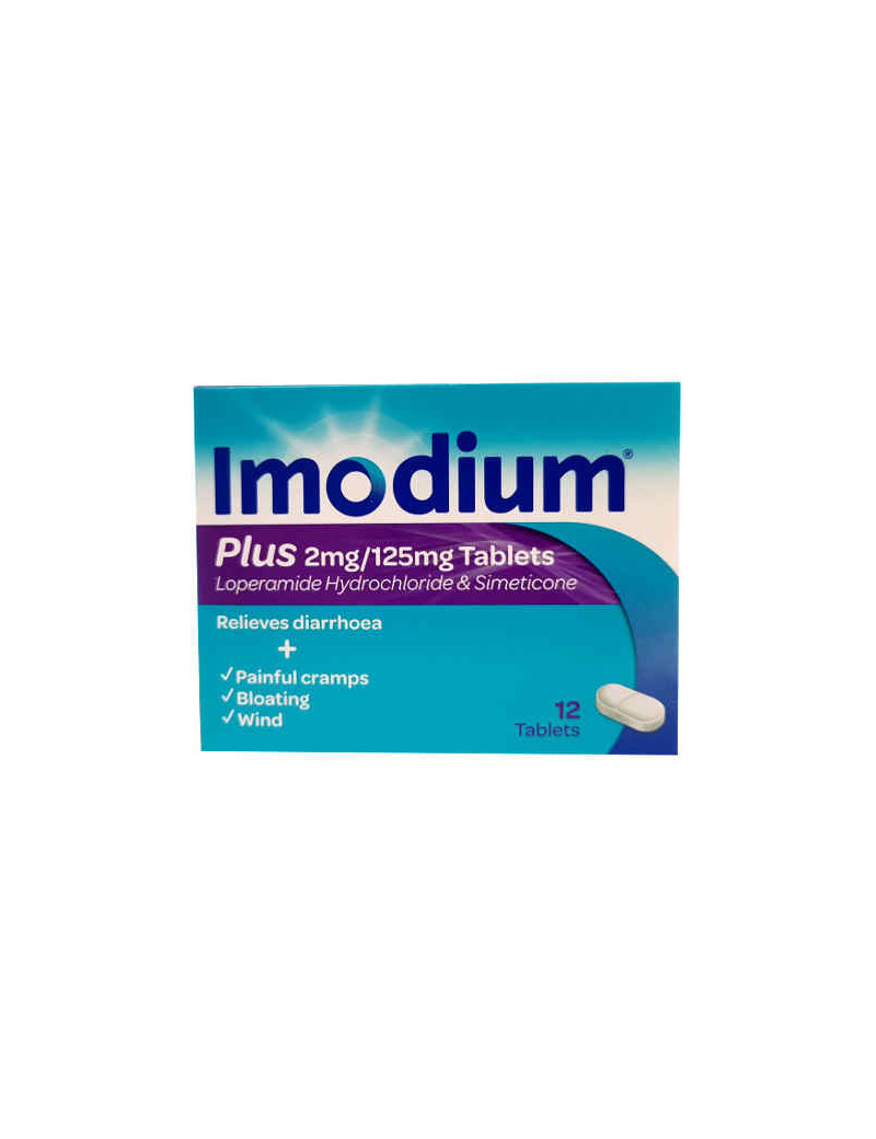 Imodium Plus