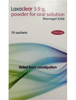 Laxaclear 5.9g Powder