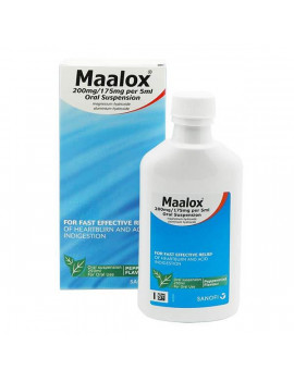 Maalox Liquid Peppermint