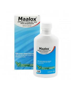 Maalox Liquid Peppermint