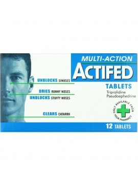 Actifed Tablets
