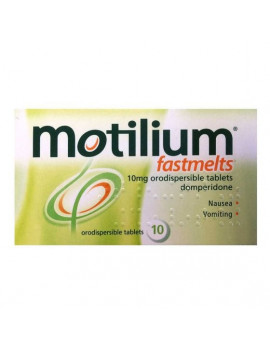 Motilium Fastmelts 10mg