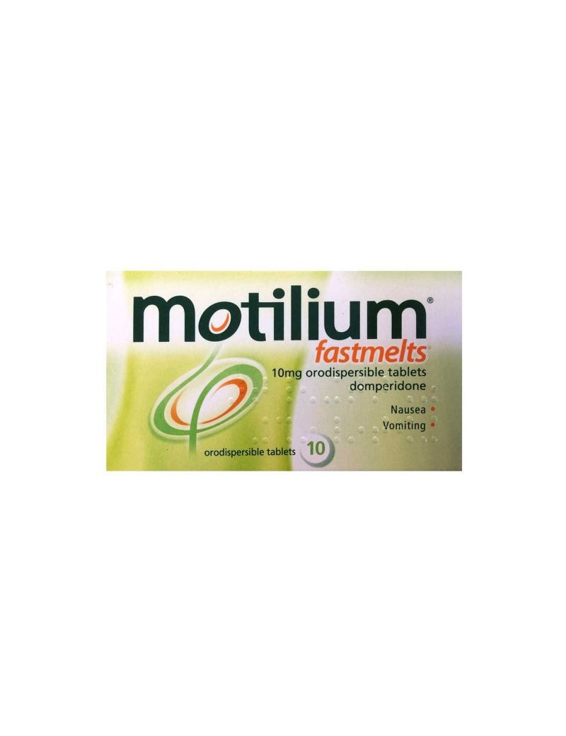 Motilium Fastmelts 10mg