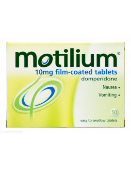 Motilium Tablets 10mg