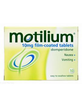Motilium Tablets 10mg
