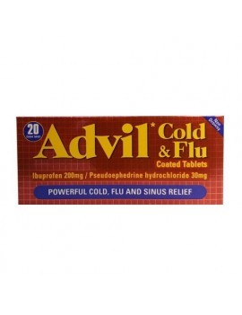 Advil Cold + Flu