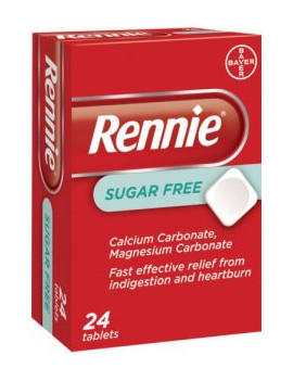 Rennie Sugar Free Mint