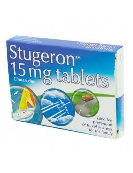 Stugeron 15mg Tablets